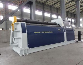 Sheet 4 Roll Plate Rolling Machine , 4 Roller Bending Machine